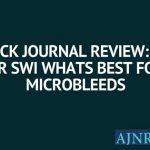 T2*-SWI-Microbleeds-MRI
