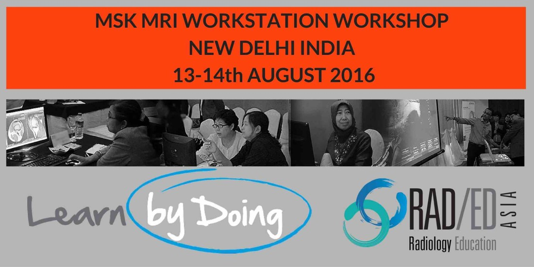 Radiology Education Asia Mri Ct And Ultrasound Workshops