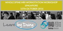 spine mri radiology conference singapore malaysia